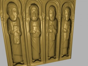 Saints Normal Mapping